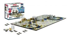 3D puzzle: World-famous cities - London 4dcityscape puzzle