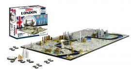 3D puzzle: World-famous cities - London 4dcityscape puzzle