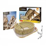 3D puzzle: the Colosseum - National Geographic