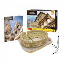 3D puzzle: the Colosseum - Rome
