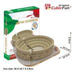 3D puzzle: Colosseum Cubicfun 3D building models