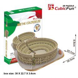 3D puzzle: Colosseum MC055H CubicFun épület makettek