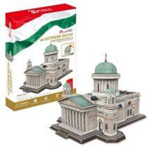 3D puzzle: Famous Hungarian Buildings - Esztergom Basilica - CubicFun building models