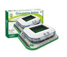 3D puzzle: Famous Hungarian Buildings - Groupama Arena - CubicFun building models