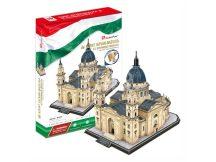 3D puzzle: Szent István Bazilika CubicFun 3D híres magyar épület makettek