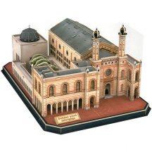 3D puzzle: Famous Hungarian Buildings - Dohány Street Synagogue - CubicFun building models