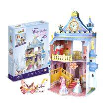 3D puzzle: Fairytale Castle CubicFun 3D building models