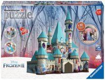 3D puzzle: Frozen 2 Castle - Ravensburger