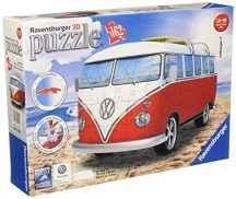 3D puzzle: Volkswagen Transporter T1 Ravensburger 3puzzle car models