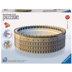 3D puzzle: Colosseum - Ravensburger híres történelmi 3dpuzzle épület makettek