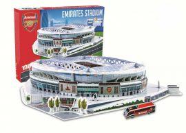 3D puzzle: Arsenal Emirates stadion - Trefl