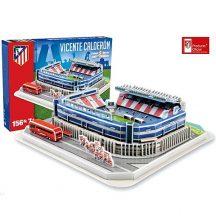 3D puzzle: Atletico Madrid Vicente Calderon football-stadium - Trefl