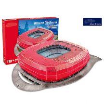 3D puzzle: Bayern München Allianz Arena football-stadium - Trefl
