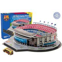 3D puzzle: FC Barcelona Camp Nou football-stadium - Trefl