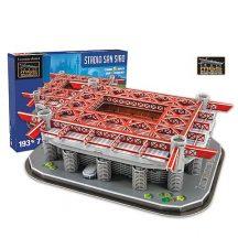 3D puzzle: FC Internazionale San Siro football-stadium - Trefl