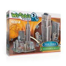 3D puzzle: New York Collection - Midtown West - Wrebbit