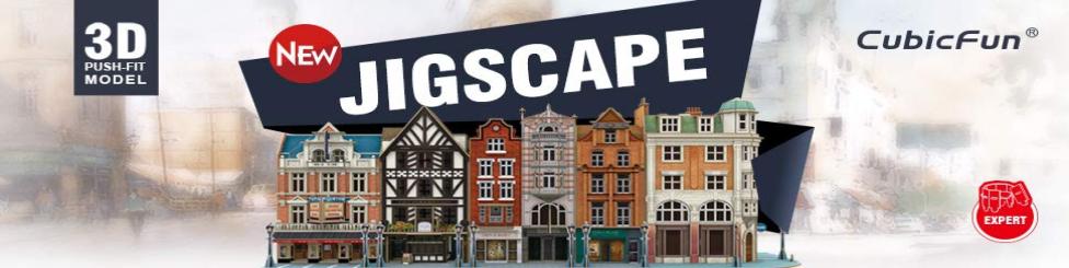 3dpuzzle jigscape cubicfun