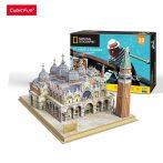 3D puzzle: Szent Márk tér - Velence - National Geographic