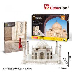 3D puzzle: Taj Mahal - India