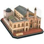 3D puzzle: Dohány utcai Zsinagóga CubicFun 3D híres magyar épület makettek
